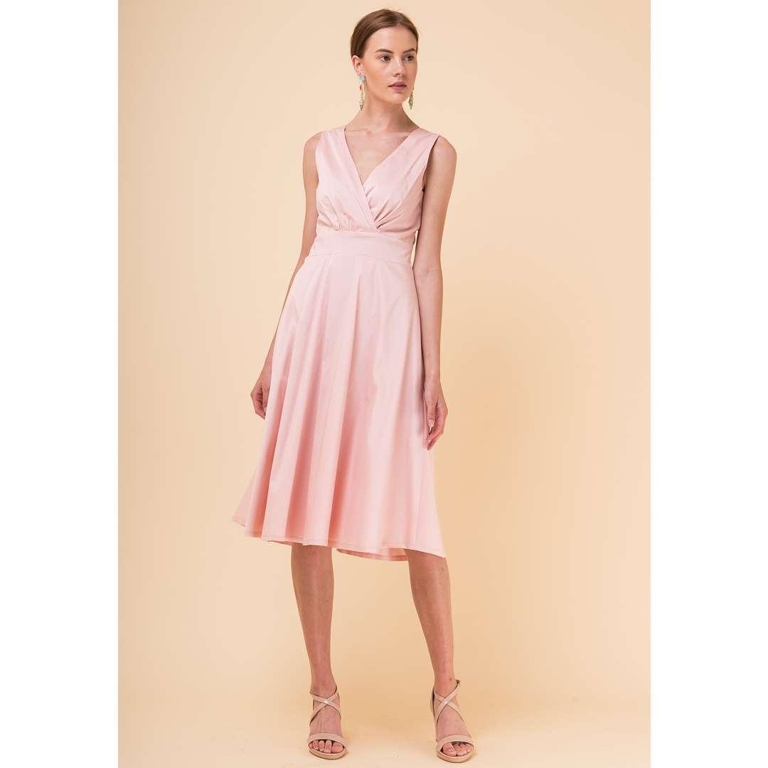 8fc459f7b4db Μίντι κλος φόρεμα