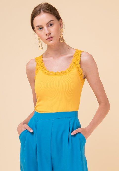 bf6208ba994e Ανακαλύψτε τα γυναικεία basic μπλουζάκια στα ZICZAC online για άψογα ...