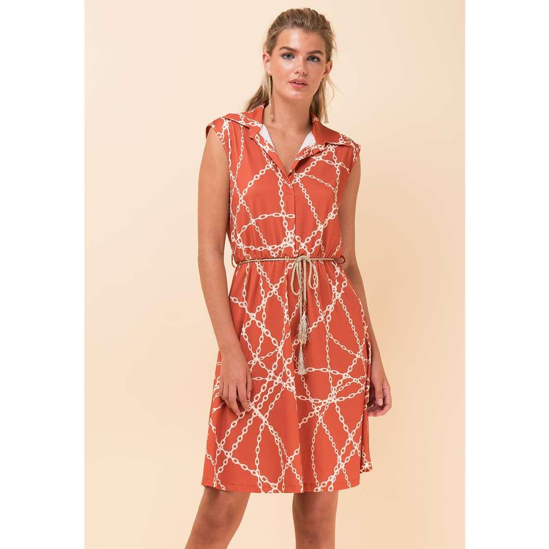 1ff3194e634 Γυναικεία Ρούχα, Γυναικεία Φορέματα, Αμάνικο Φόρεμα