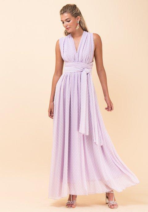 ad78731be0ee Maxi πολυμορφικό φόρεμα