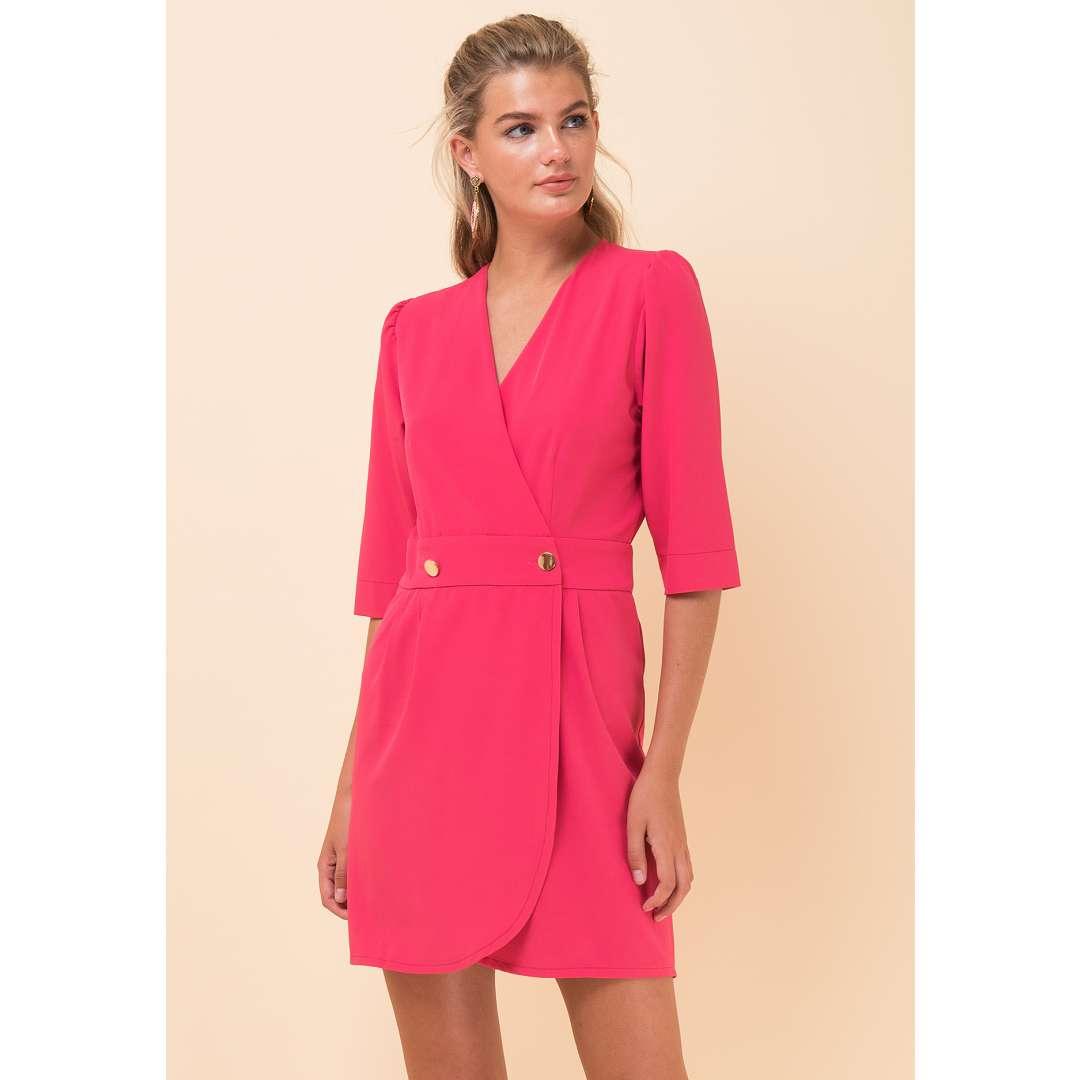 Κρουαζέ φόρεμα σακάκι