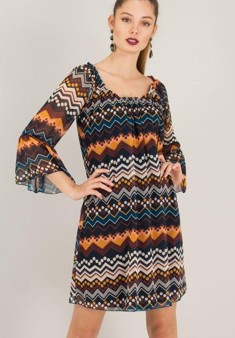 Γυναικεία φορέματα και τουνίκες - ZIC ZAC 207e7ca6496