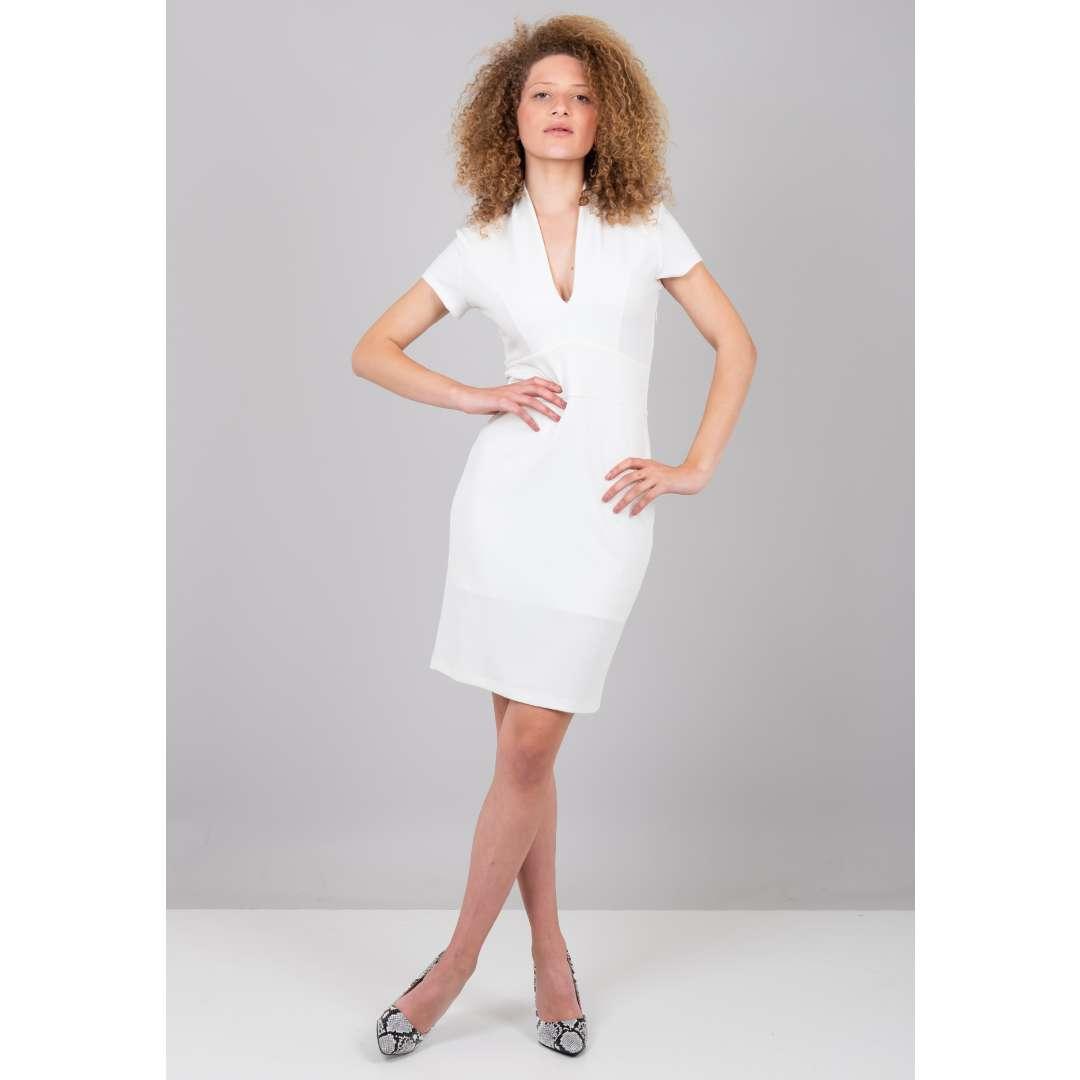 Μίνι εφαρμοστό φόρεμα