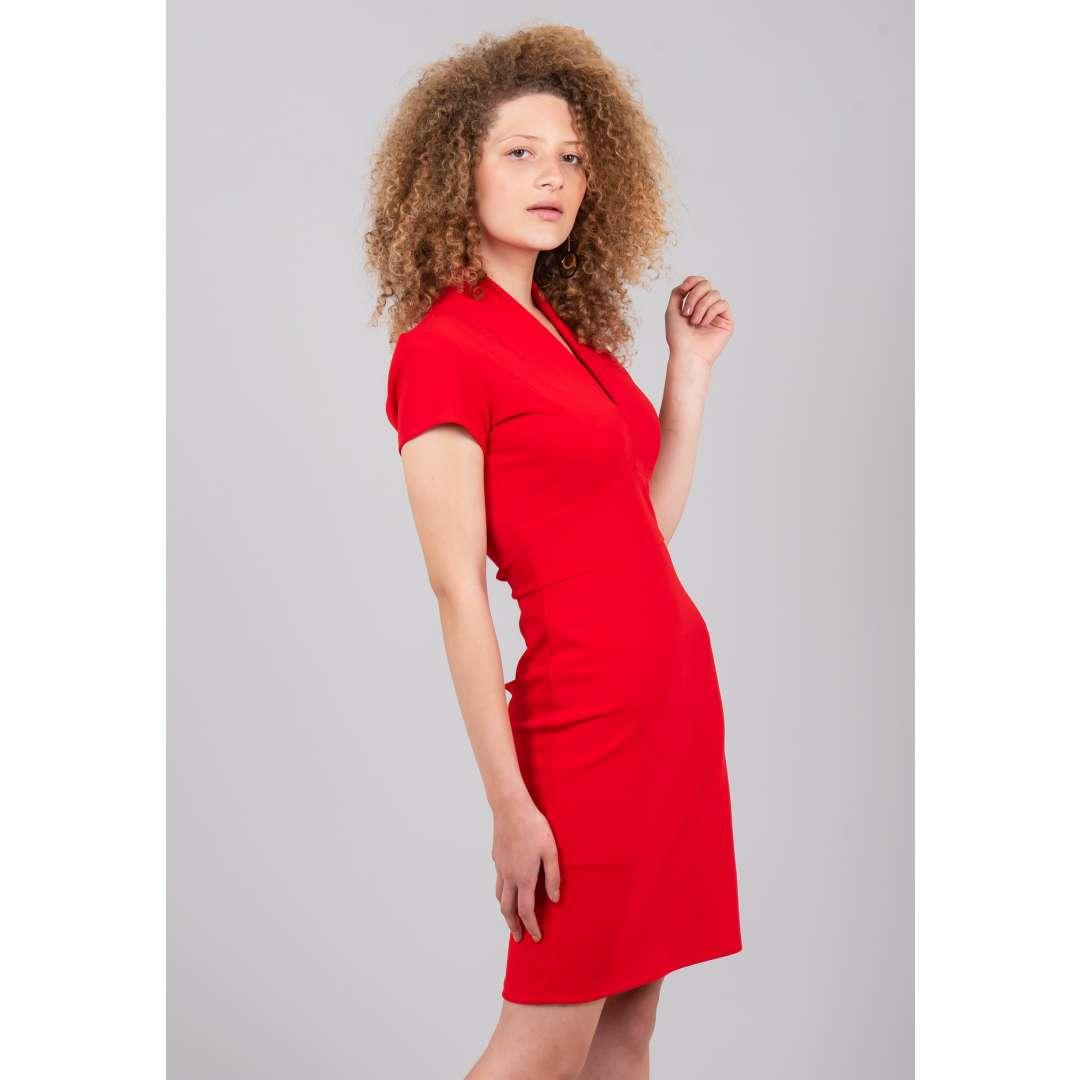Εφαρμοστό μίνι φόρεμα